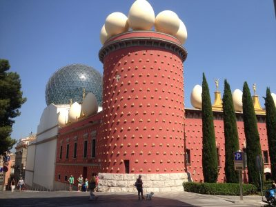 Musée Dali proche des Demeures des 2 sources